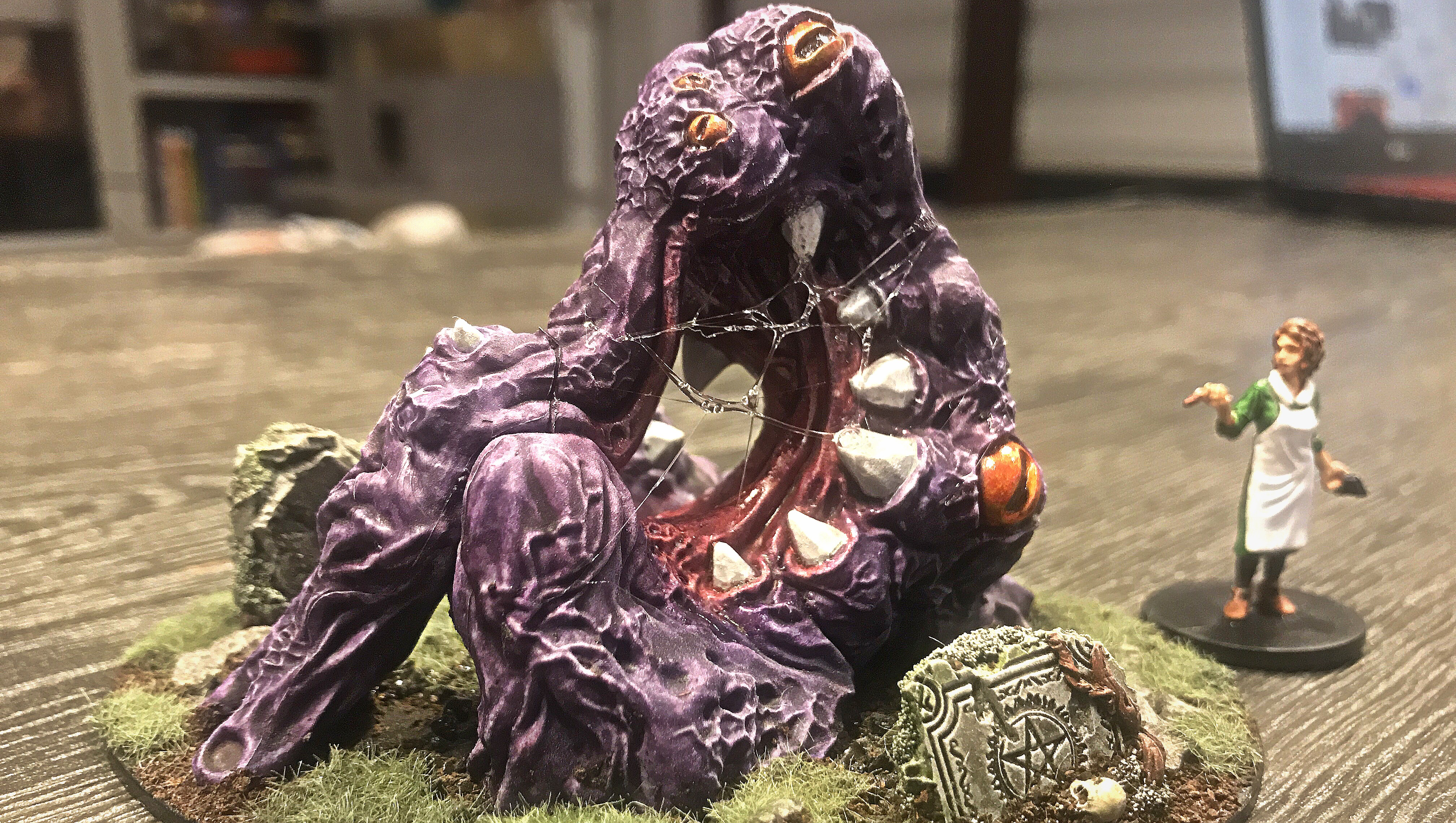 Formless Spawn from Mansion of Madness
