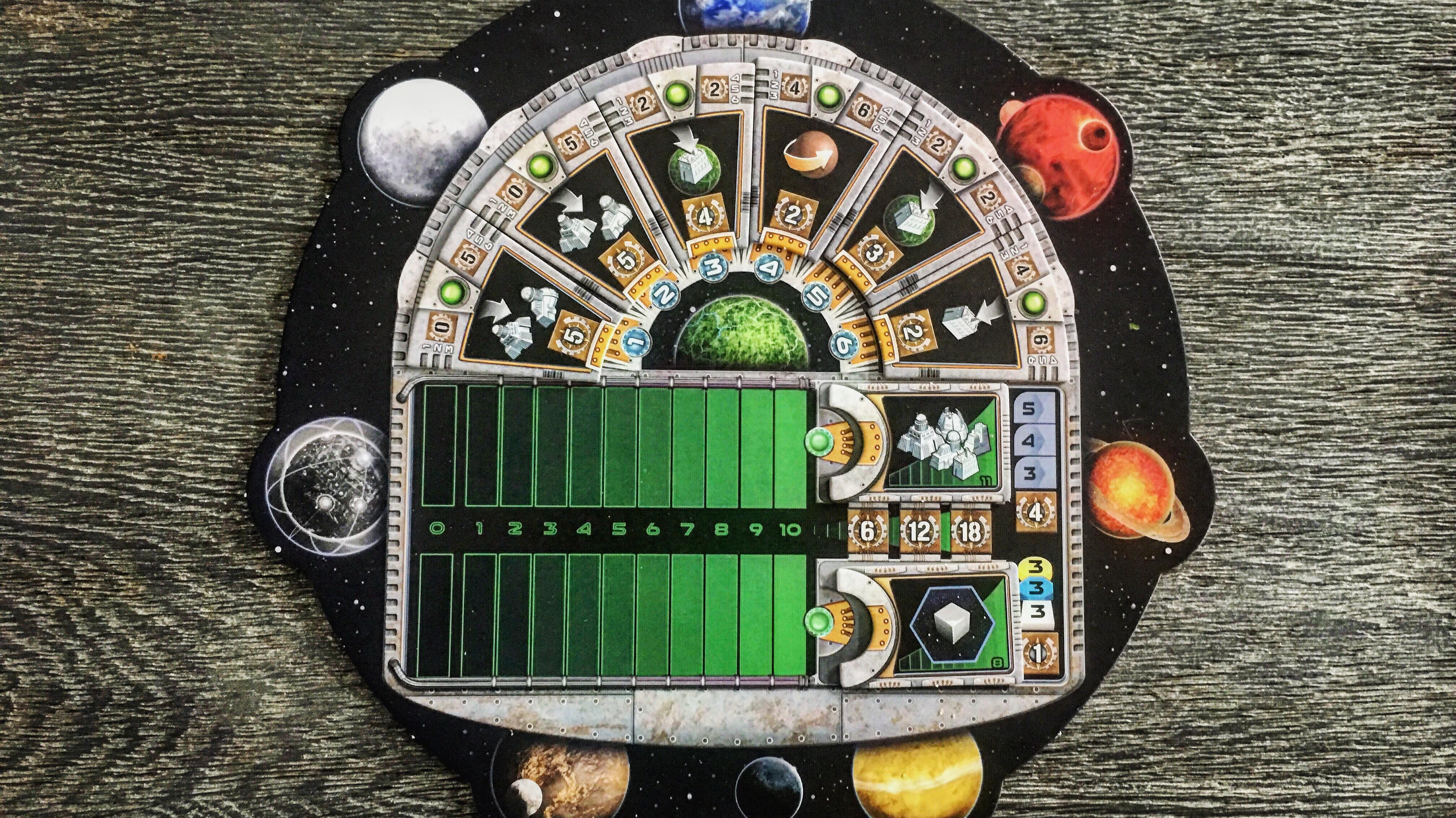 Project Gaia board game