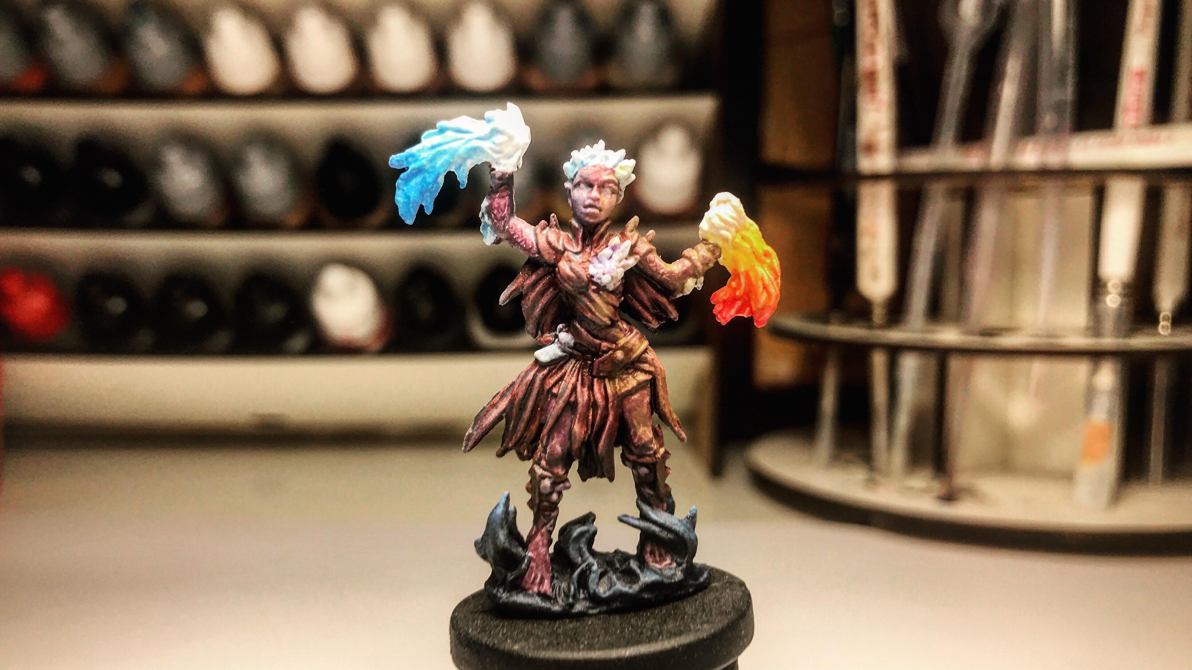 Spellweaver Gloomhaven painted